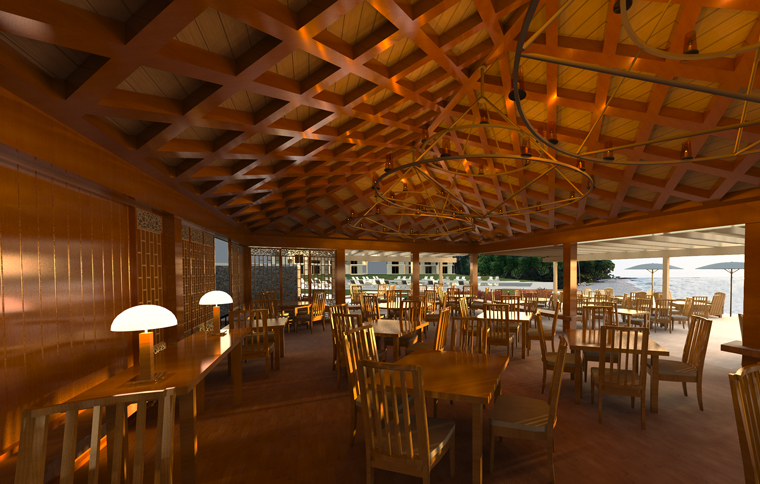 Project Beachtree Restaurant 2009 Four Seasons Resort Hualalai Commercial Architecture By Laber Architects Hawaii